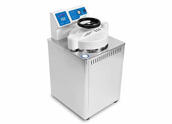 Automatic Autoclaves with Fractioned Vacuum